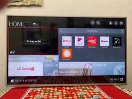 SE VENDE TV SMART LG DE 42¨