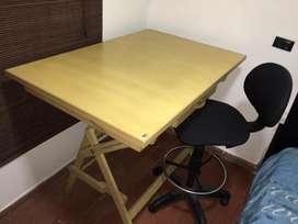 Vendo mesa de dibujo