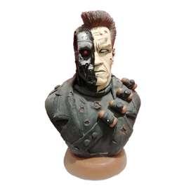 Terminator en porcelana maciza