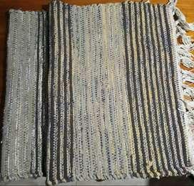 vendo alfombras para usos multiples