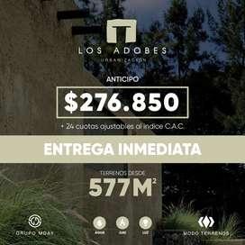 Los Adobes Terrenos Cerrillos