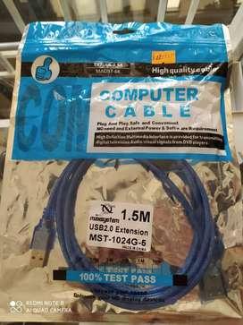 Extensión USB 1.5metros