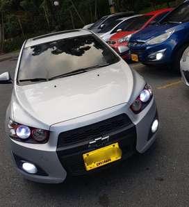 Chevrolet Sonic Modole 2013 Automatico