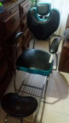 Venta de silla de manos y pies