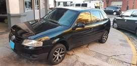 Volkswagen Gol Power 1.4  Negro 2013