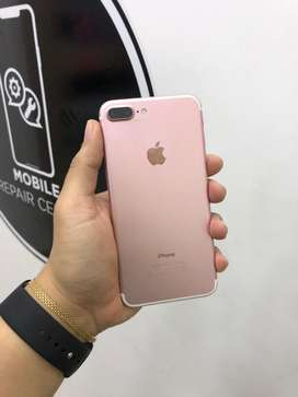 Iphone 7 plus 32 gb rosado