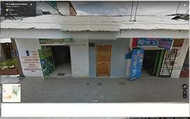 casa en el centro de Tarapoto, 200m2, vivienda o negocio