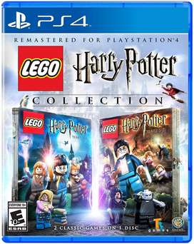 Lego Harry Potter Collection Ps4 1º