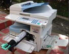 Fotocopiadora Multifuncional Ricoh MP 201 Remanofacturada - Con garantía