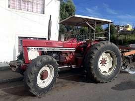 Vendo tractor internacional 844