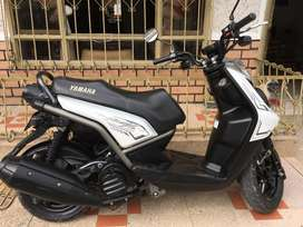 Vendo moto BWS modelo 2017