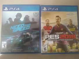 PS4 Need For Speed - PES 2019