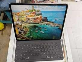 Ipad pro 12'9 con teclado