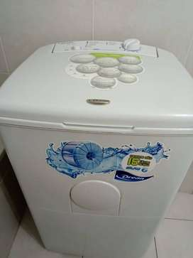 lavarropas semiautomatico