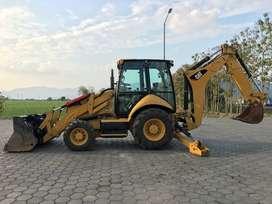 Retroexcavadora Gallineta Caterpillar 420 F IT 2014