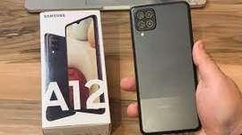 Samsung Galaxy A12 64 GB ( Nuevo ) NEGOCIABLES