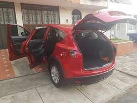 Se Vende Mazda Cx5 Unico Dueño 2014
