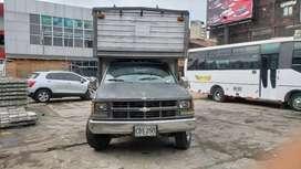 Chevrolet Cheyene furgon serviciopublico
