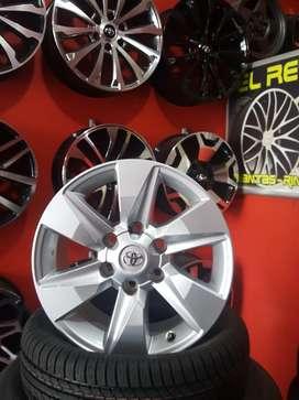 Rines de Lujo Rin 17 Toyota Txl Original