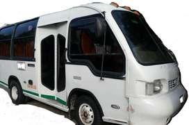 Vendo Buseta Nissan 19 Pasajeros(pública