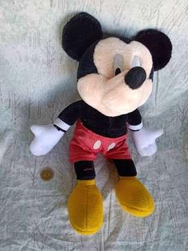 Mickey Mouse muñeco Disney oficial 28 cm