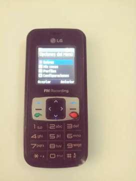 Celular lg modelo antiguo para chip movistar