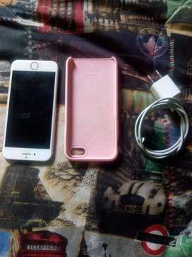 Se vende iphone 7 de 128 Gb