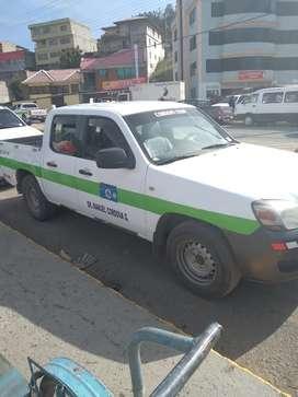 Camioneta Mazda bt 50