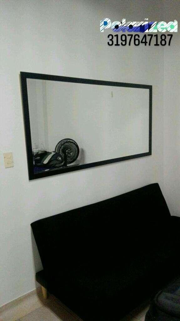 Espejos con Marcos Pulidos,biselados Mas 0