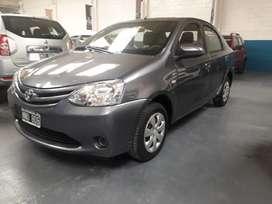 Toyota Etios Xs.Vendo o permuto!!!