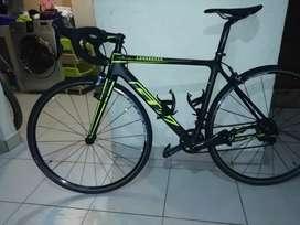 Vendo bicicleta Gw de carbono covadonga 2019