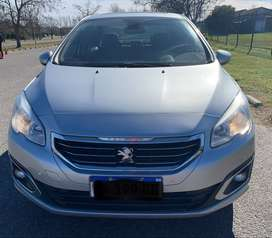 Peugeot 408 1.6 Allure Plus Thp 163cv-transferencia Incluida
