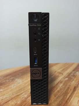 Torre Dell Optiplex 7050 i5 séptima generación