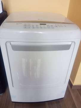 Secadora Lg eléctrica 220w