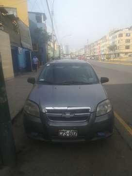 Se vende Chevrolet Aveo 2010