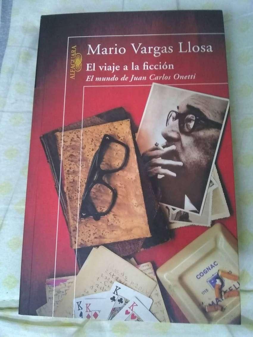 El viaje a la ficción (El mundo de Juan Carlos Onetti) - Mario Vargas Llosa 0