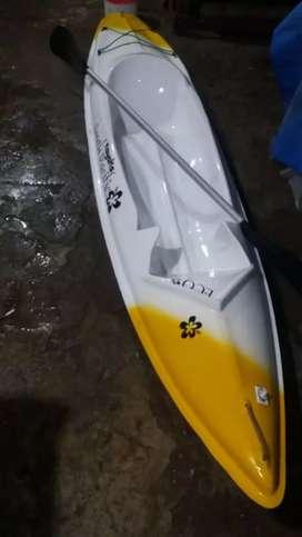 Vendo kayaks de fibra