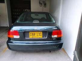 Honda Civic 96. Motor 1.5