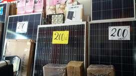 Paneles Solares 330w 270w 200w 150w 100w