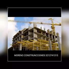 MORENO CONSTRUNCCIONES