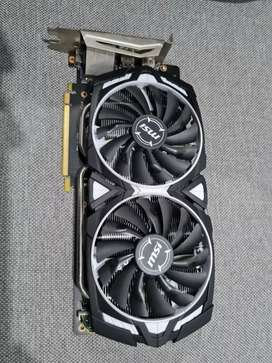 Nvidia GeForce GTX 1060 3GB OC