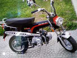 Vendo Zanella hot 90cc