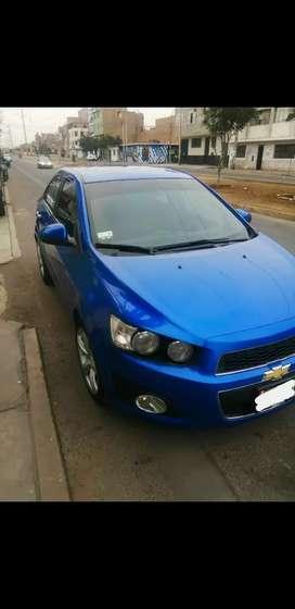 Vendo Chevrolet Sonic Full 2013