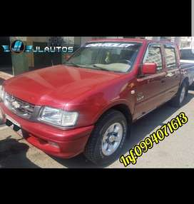 Chevrolet Luv 2.2 Doble Cabina Año 2003