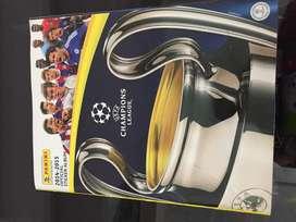 Vendo album original Champions League 2014/2015. $120.000