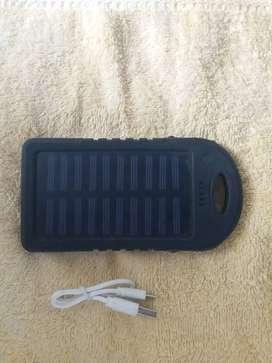Batería Solar Recargable
