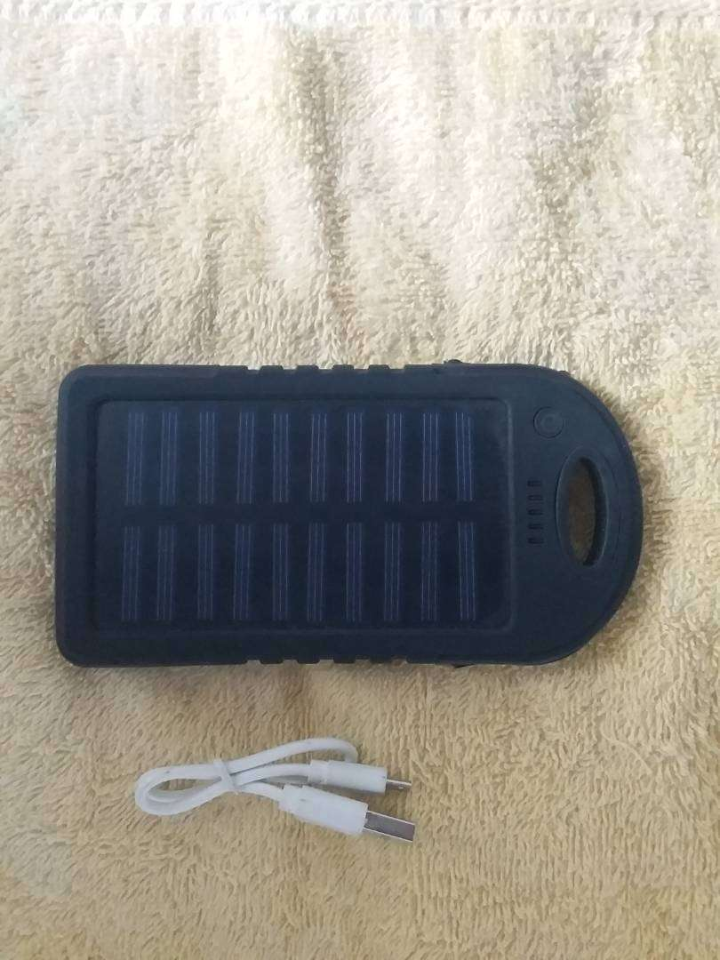 Batería Solar Recargable 0