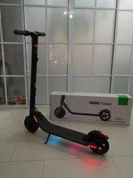 Patineta electrica Segway ninebot