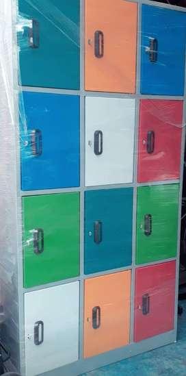 Lockers de 12 Puestos