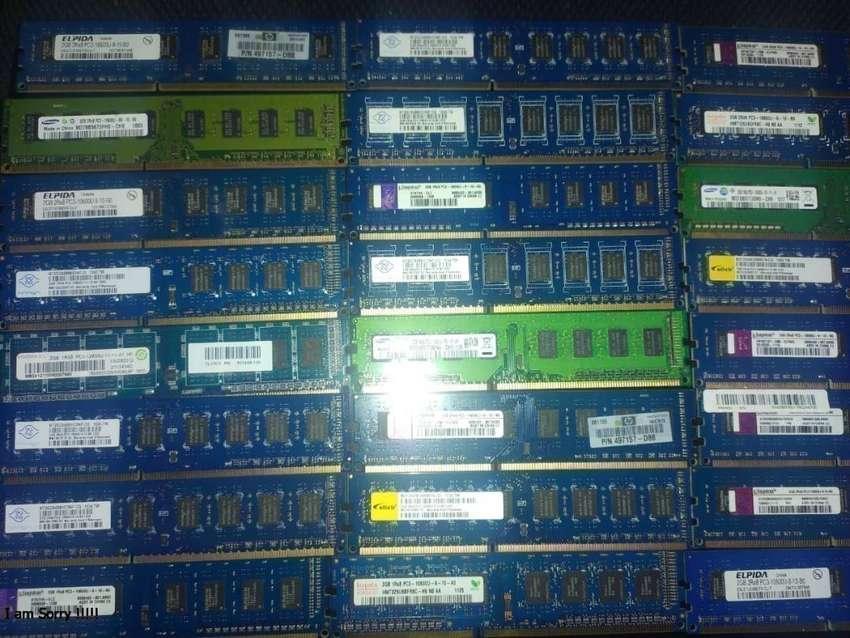 Memoria ram ddr3 2gb pc 0